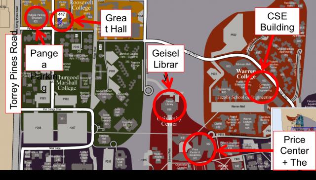 UCSDMap